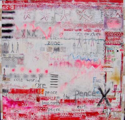 Amadea Bailey, 'IN THE ZONE'