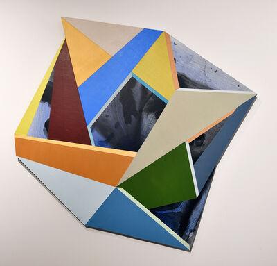 Nichole Gronvold Roller, 'Capsized ', 2020