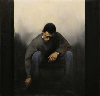 Christopher Thompson, 'Seated Figure', 2020