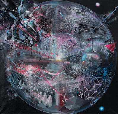 Mario Martinez (Mars-1), 'Untitled', 2014