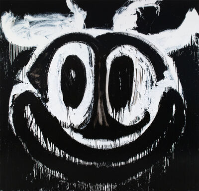 Joyce Pensato, 'Shades of Mickey', 2015