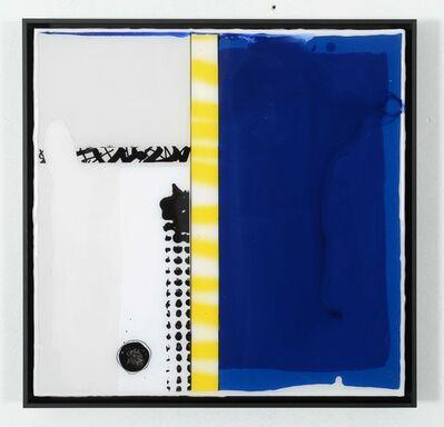 Edouard BUZON, 'Bleu 1', 2021