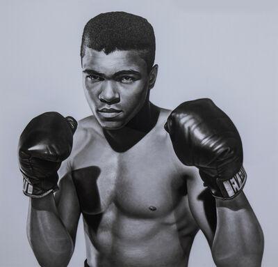 Jorge Dáger, 'Cassius Marcellus Clay Jr | Muhammad Ali', 2016