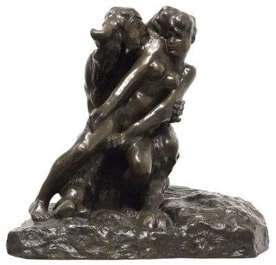 Auguste Rodin, 'Minotaure, version à la base carrée', Conceived circa 1883-1885; this bronze version cast in 2013