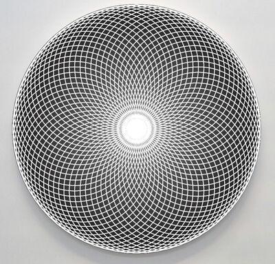 John Zoller, 'John Zoller, White Light Radiant Vibration', 2021