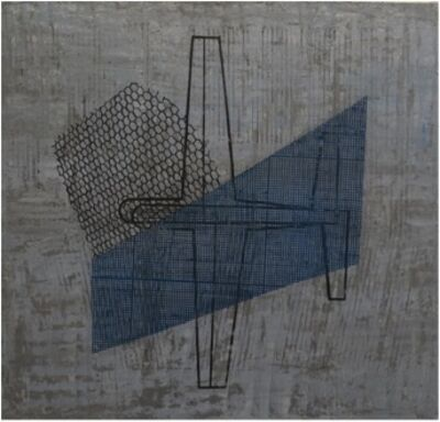 Miguel Castro Leñero, 'Zona de Exclusion Aérea', 2014