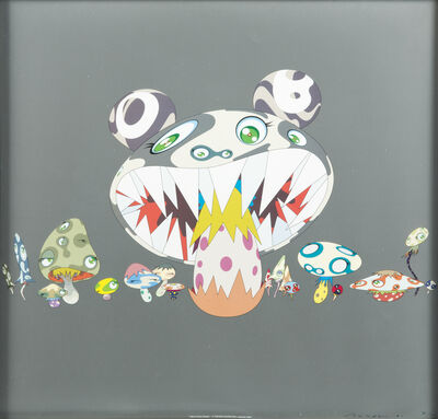 Takashi Murakami, 'Here Comes Media', 2001