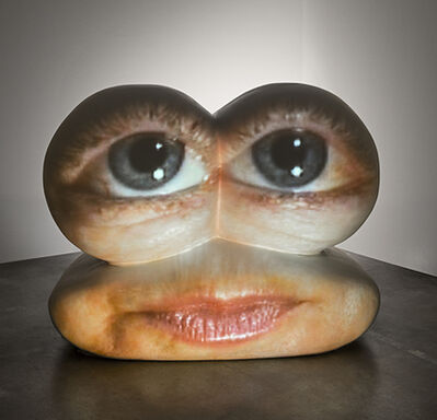 Tony Oursler, 'Caricature', 2002