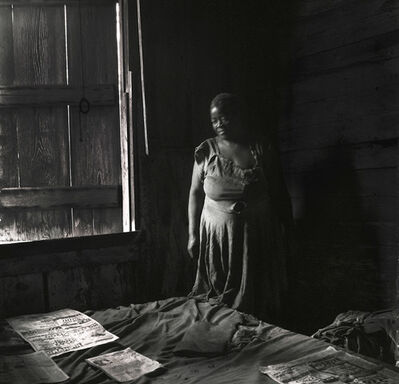 Debbie Fleming Caffery, 'Polly Newspapers, Louisiana', 1980-1986