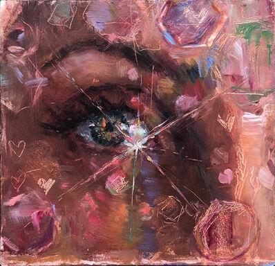 Natalia Fabia, 'My Kawaii Eye', 2018