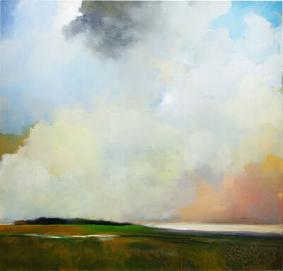 Thomas Sgouros Estate, 'Remembered Landscape (Summer)', c. 2009