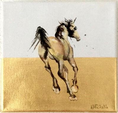 Anastasia Gklava, 'At A Trot - Horse', 2020