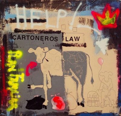 Carlos Alberto Scaramella, 'Leyes Cartoneras ', 2017