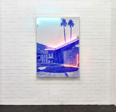 Tom Adair, 'Palm Mirage #2', 2019