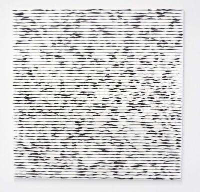 Vera Molnar, 'Horizontales B', 1972-2013