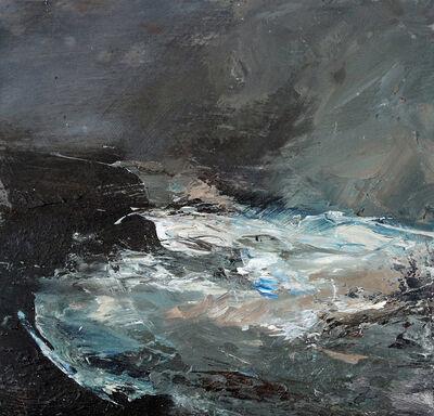 Janette Kerr, 'Weather study – winter, Dale of Walls ', 2021