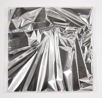 Nina Surel, 'Mylar silver 1', 2017