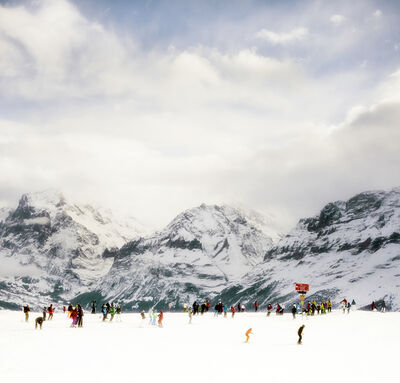 Joshua Jensen-Nagle, 'More Mountains More You', 2014