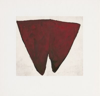 Roni Horn, 'Powdered Pigment #330', 1985