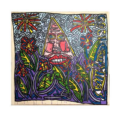 Robert Combas, 'Bermudes', 1985