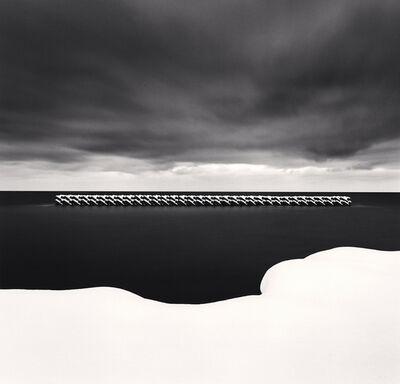 Michael Kenna, 'Winter Seascape, Wakkanai, Hokkaido, Japan. ', 2004