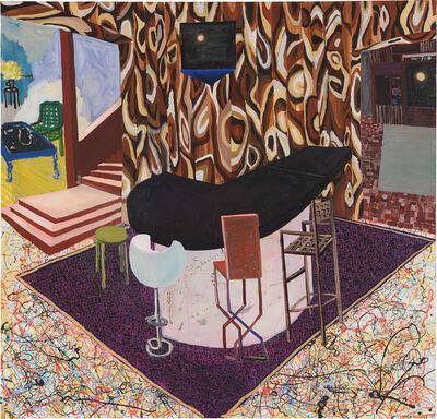 Shara Hughes, 'Basement', 2007