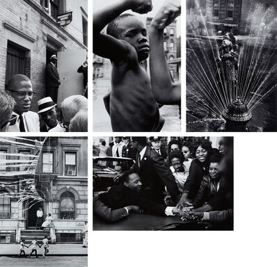 Leonard Freed, 'Selected images from Black in White America', 1963-1964