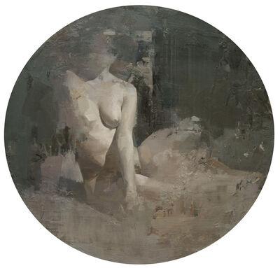 Yuriy Ibragimov, 'Hidden (tondo)', 2016