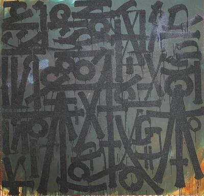 RETNA, 'Untitled XXV', 2018