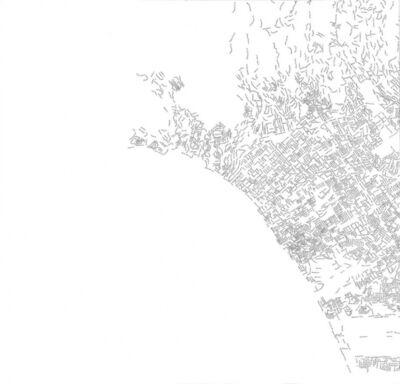 Kim Rugg, 'Los Angeles Landscape North West', 2015
