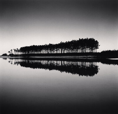 Michael Kenna, 'Pine Trees, Study 5, Unyeo Beach, Chungcheongnam-do', 2018