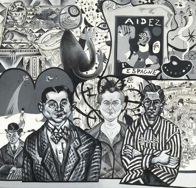 Erró, 'Miró', 2013