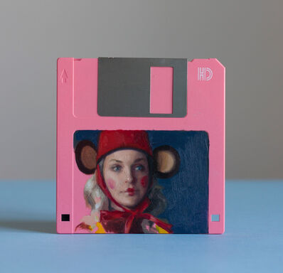 SJ Fuerst, 'Monkey Pink'