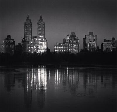 Michael Kenna, 'Sunrise on Eldorado, New York, NY', 2010