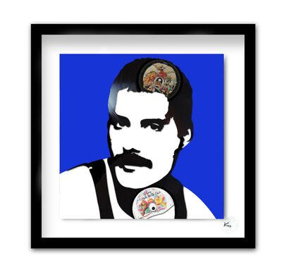 Keith Haynes, 'Freddie Mercury - A Day at the Races', N/A