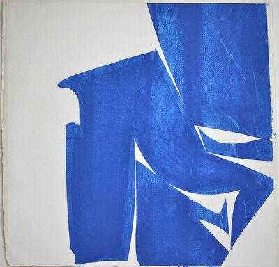 Joanne Freeman, 'Covers 18-Blue (A)', 2015