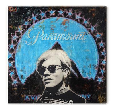 Seek One, 'Paramount Warhol', 2019