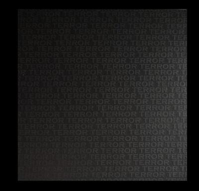 Beejoir, 'Terror (Black)', 2013