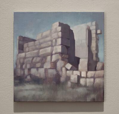 Carl Hammoud, 'Red Snow', 2018