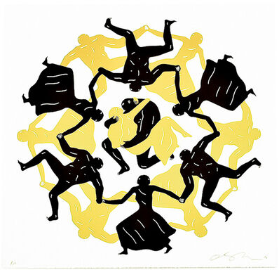 Cleon Peterson, 'ENDLESS SLEEP', 2016