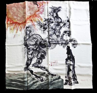 Salvador Dalí, 'Cerbero. El Can del Inferno - Canto VI', 1988
