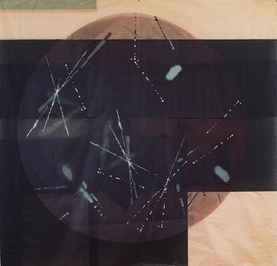 Luis González Palma, 'Cosmic particles', 2016