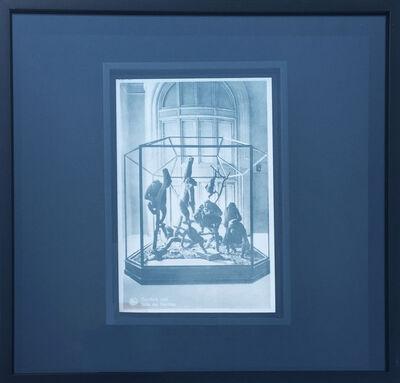 Sammy Baloji, 'Gorilla Territory:  (detail) Hall of gorillas/ Salle des gorilles.  HP.1956.64.21. Copyright MRAC/Tervuren ', 2015