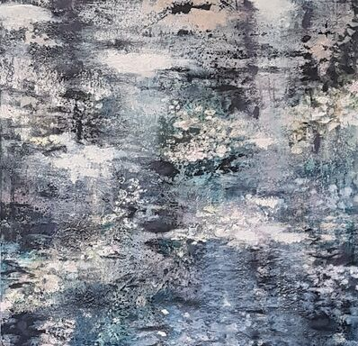 Fiona Weedon, 'Surfaces layers and reflections 2', 2019