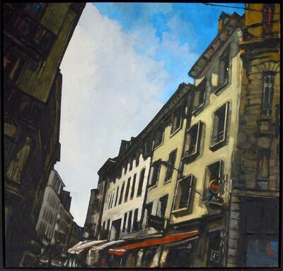 Stewart Jones, 'Sunlit Side Of The Street', 2015