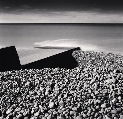 Michael Kenna, 'PEBBLE BEACH, AULT, PICARDY, FRANCE, 2009', 2009