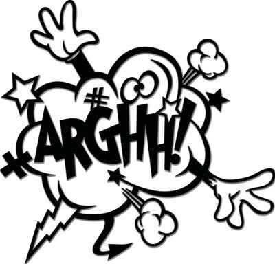 Chris Peldo, 'ARGHH!'