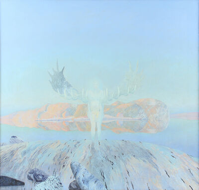 Tom Uttech, 'Painting for Buckingham Lake', 1973