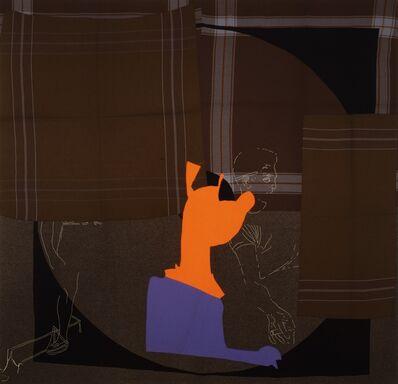 Cosima von Bonin, 'JA ICH BIN�S. ICH BIN DEIN HUND.', 2003