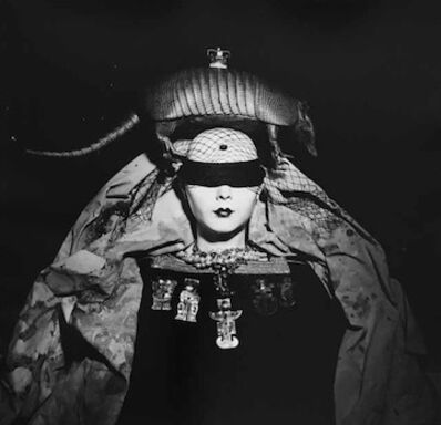 Steven Arnold, 'Dressed For Dali', 1987